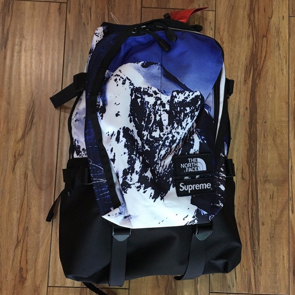4840bbf14 Supreme Backpack x The North Face TNF F/W 17'