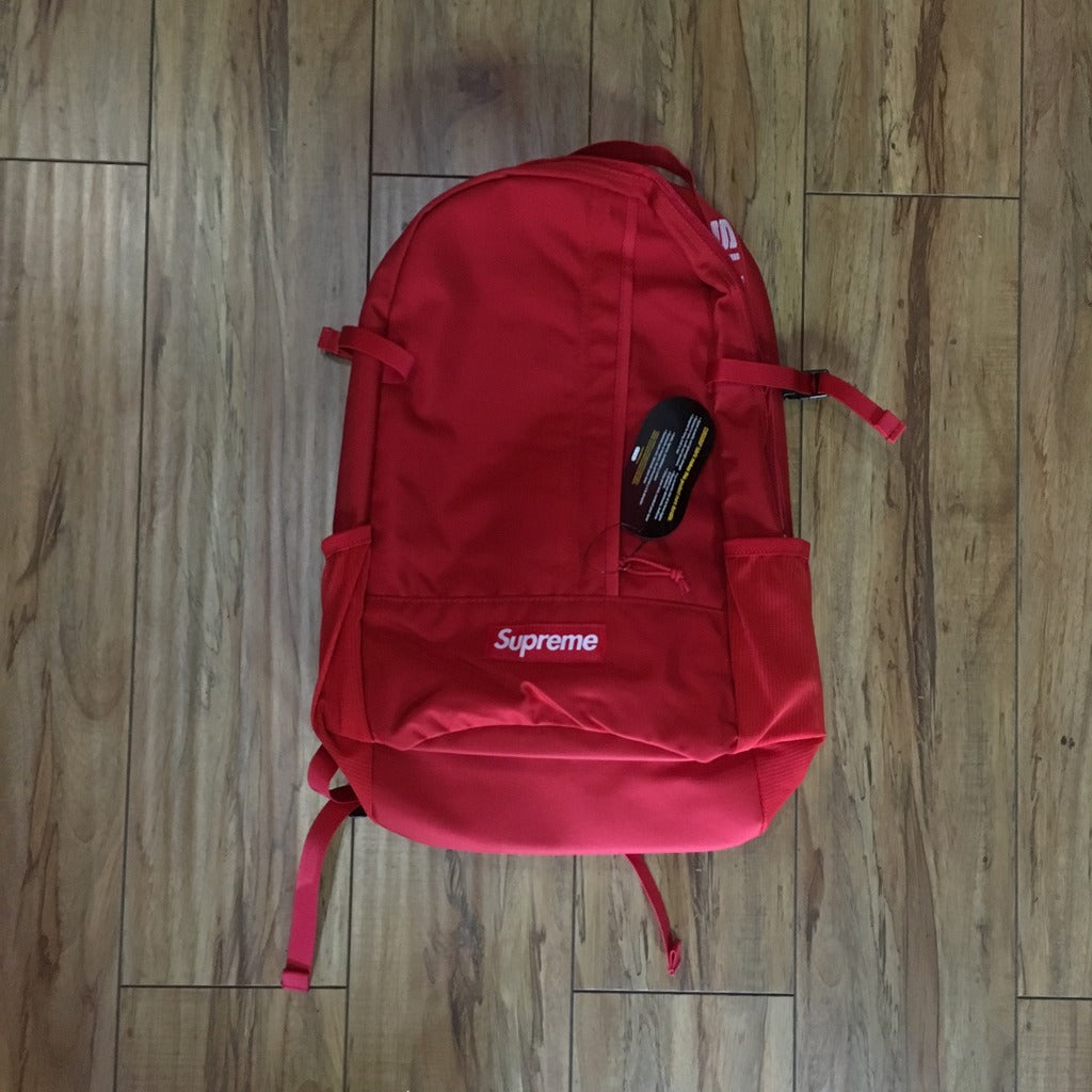 Supreme Backpack Red S/S 18'