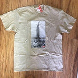 Supreme Mike Kelly The Empire State Tee Clay F/W 18' Sz M