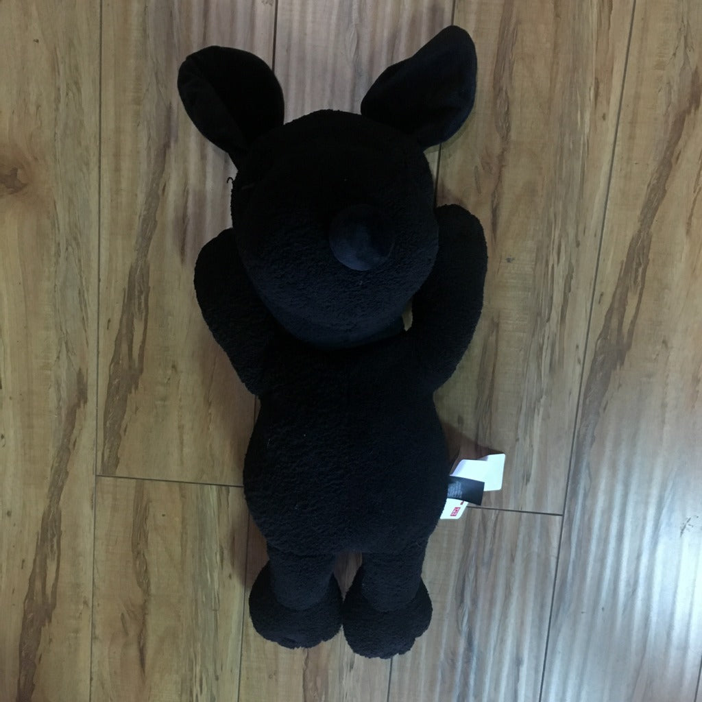 Kaws x Snoopy Plush Large Black