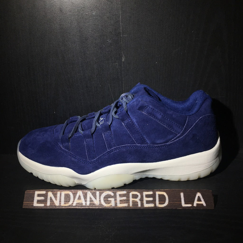Air Jordan 11 Low Jeter Sz 10.5