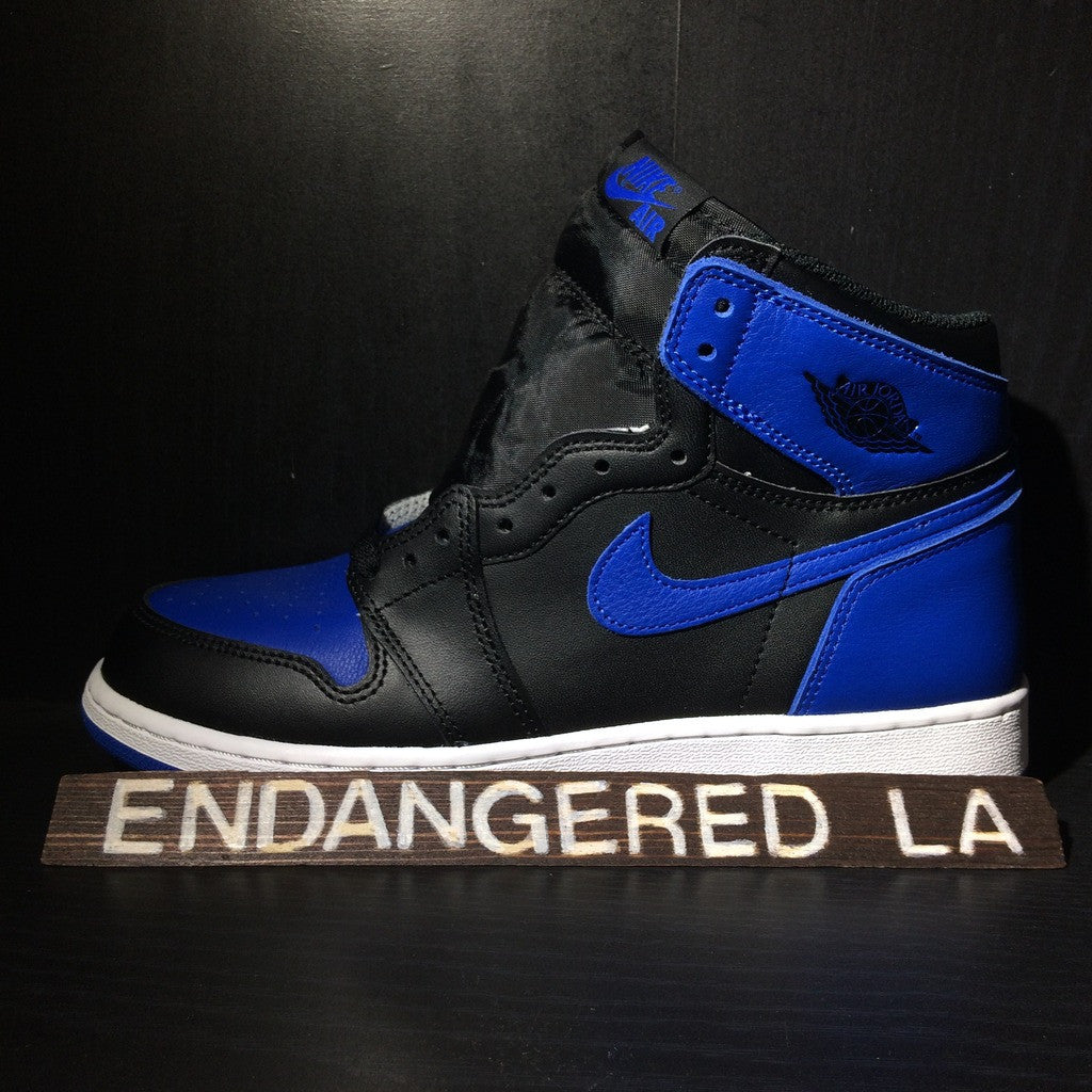 Air Jordan 1 Royal 17' Sz 7