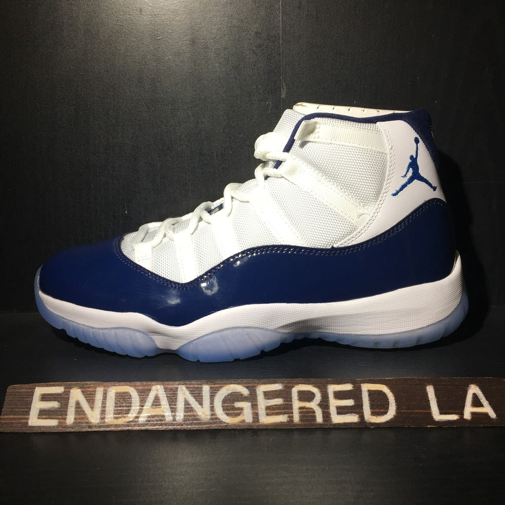 "Air Jordan 11 ""Win Like 82"" Sz 10"