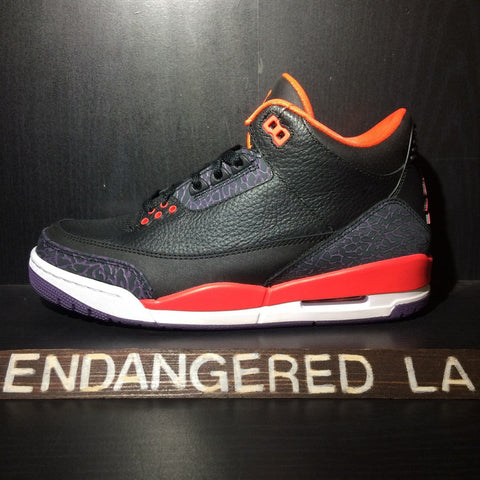 Air Jordan 3 Crimson Sz 13