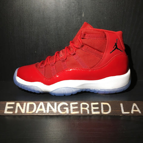 "Air Jordan 11 ""Win Like 96"" Sz 5"