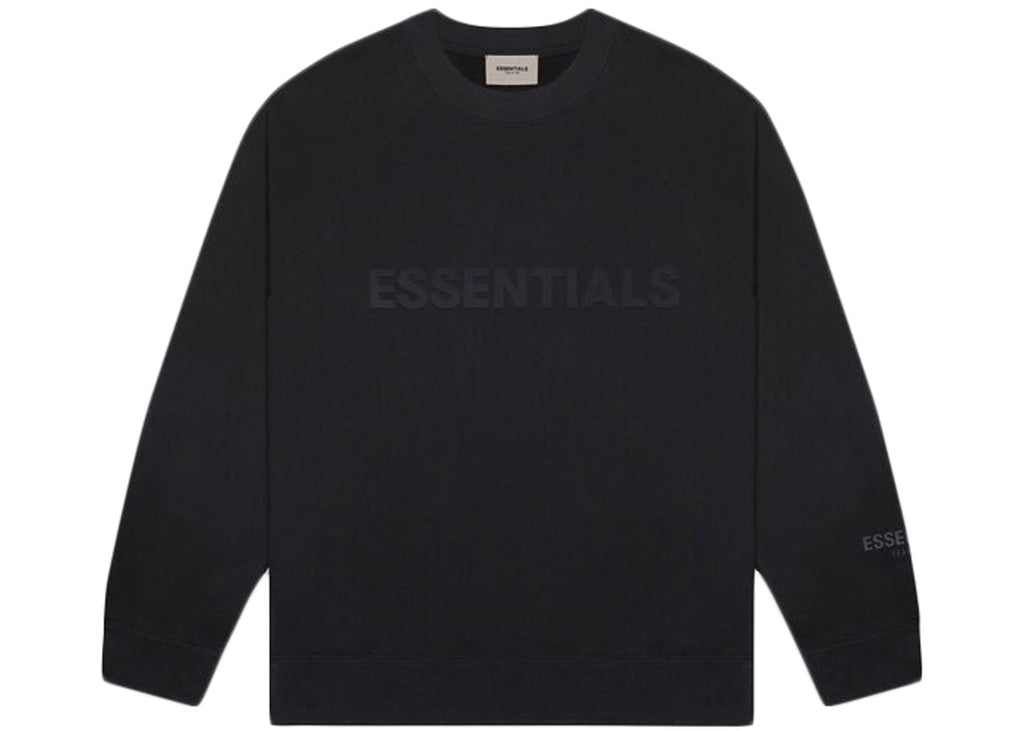 Fear of God Essentials Crewneck Black Sz L