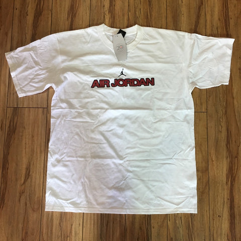Air Jordan Laser 4 T-Shirt sz L