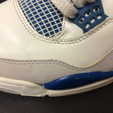 Air Jordan 4 Military Blue Sz 12.5
