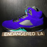 Air Jordan 5 Alternate Grape Sz 12