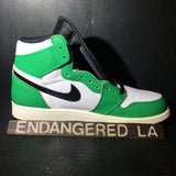 Air Jordan 1 Lucky Green Sz 5.5(M) / 7(W)