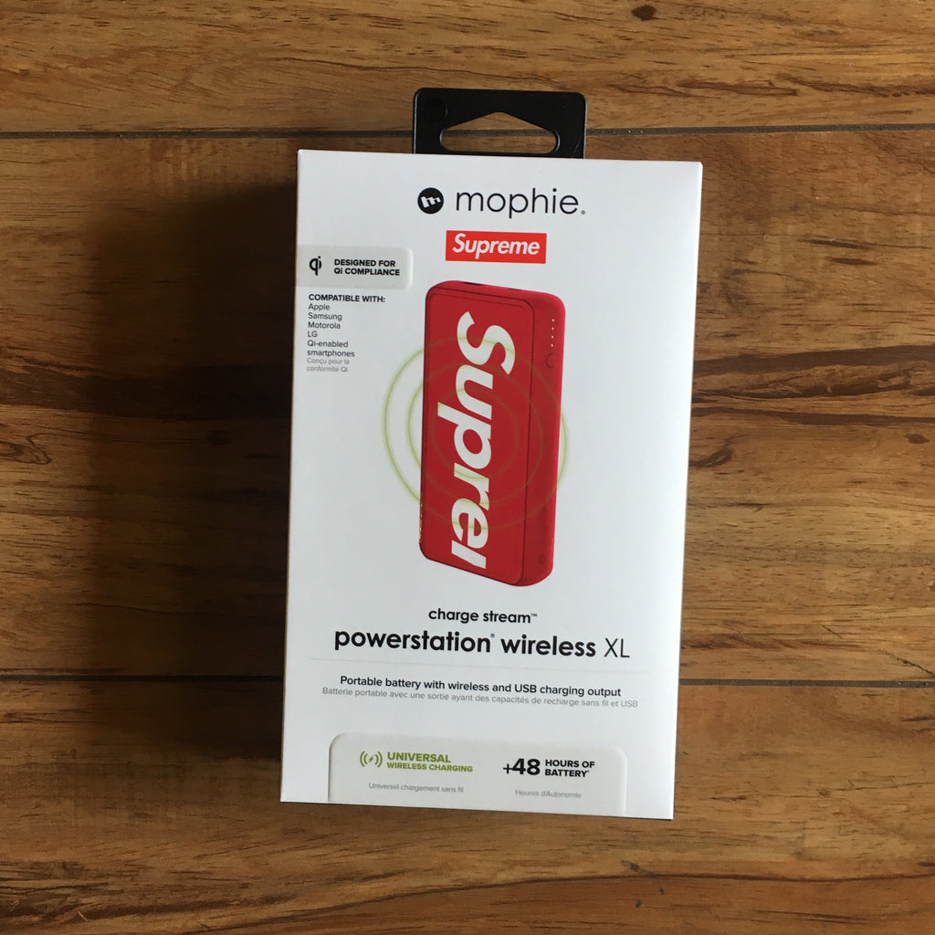 Supreme Mophie Red S/S 19'