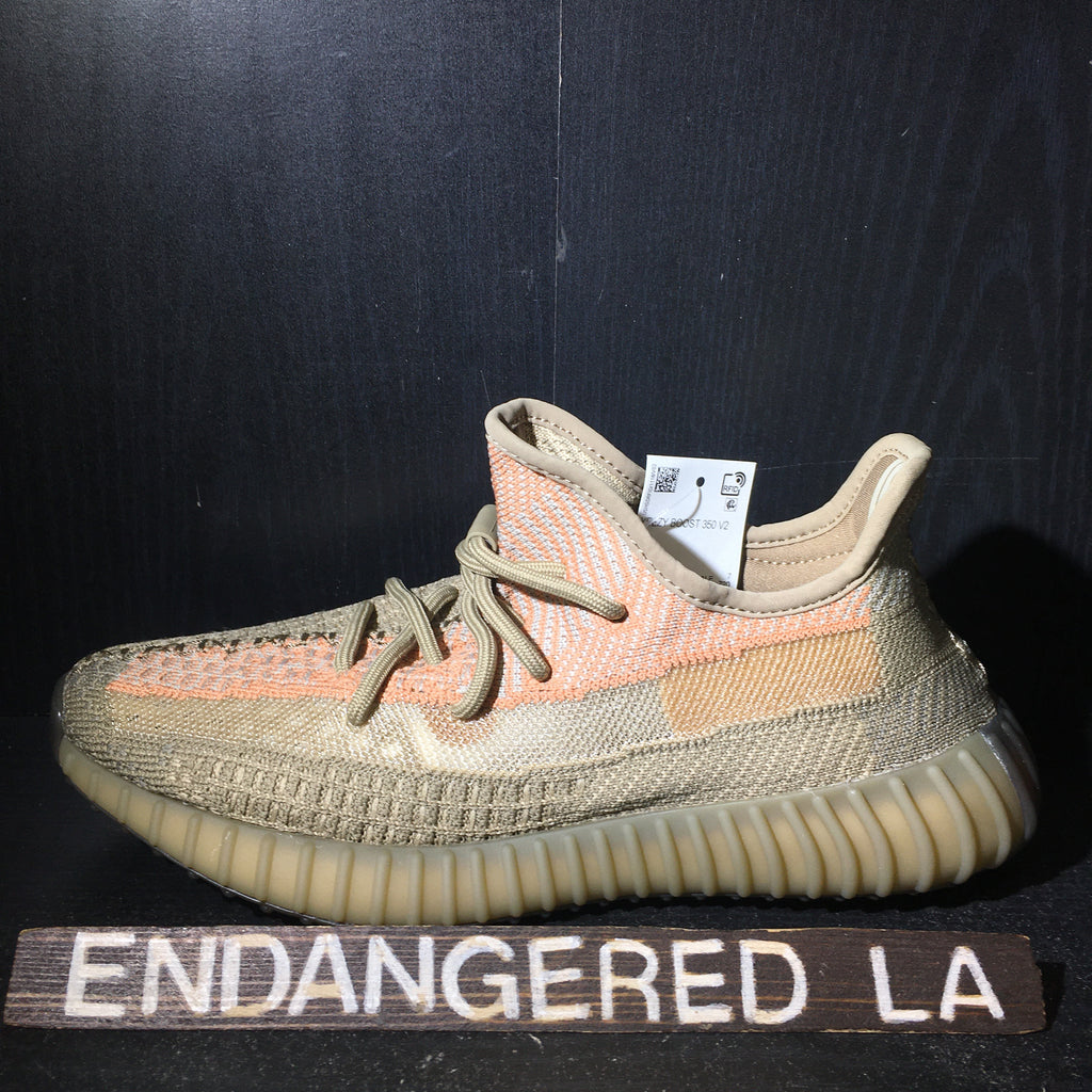 Yeezy 350 V2 Sand Taupe Sz 10