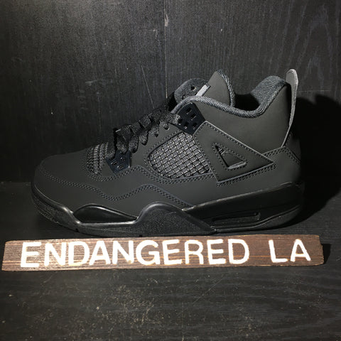 Air Jordan 4 Black Cat 20' Sz 5.5