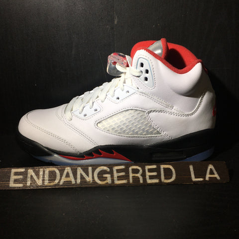 Air Jordan 5 Fire Red 20' Sz 5.5