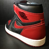 Air Jordan 1 Bred 16' Sz 10.5