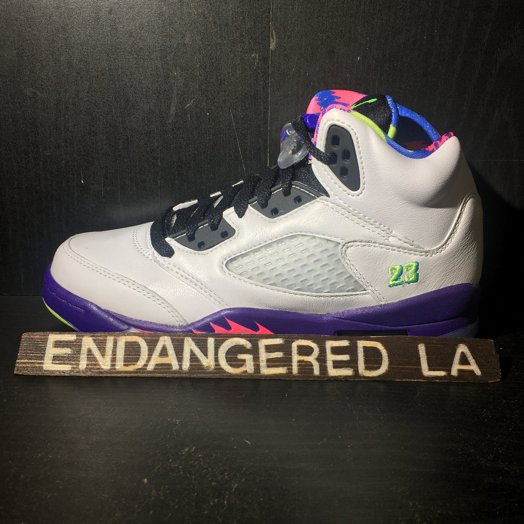 Air Jordan 5 Alternate Bel Air Sz 5.5