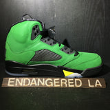 Air Jordan 5 Oregon Sz 10.5