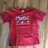 Supreme Friends Tee Brick F/W 17' Sz L