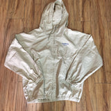 Supreme Hooded Raglan Jacket Khaki S/S 18' Sz M