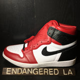 Air Jordan 1 Satin Snake Chicago Sz 8 (W)