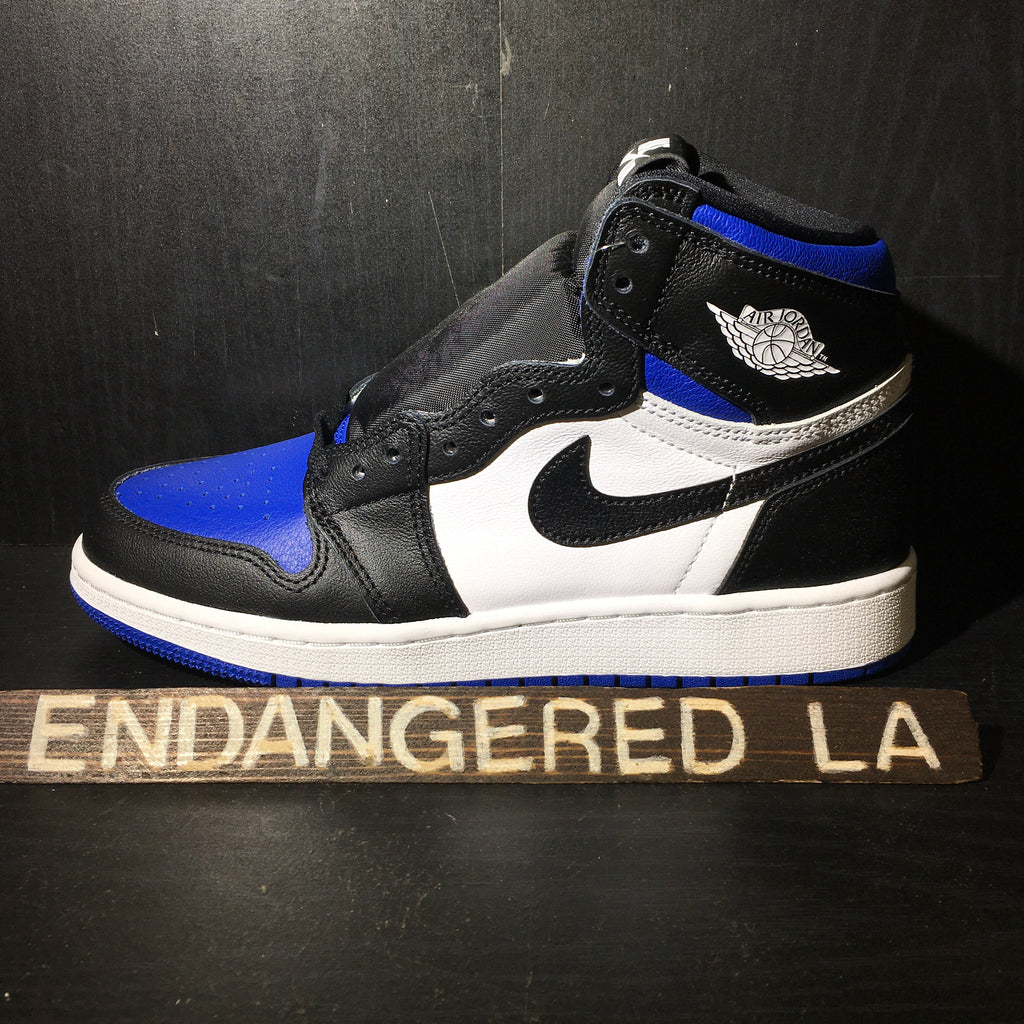 Air Jordan 1 Royal Toe Sz 5.5