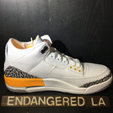 Air Jordan 3 Laser Orange Sz 7 (W)