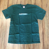 Supreme Motion Logo Tee Dark Green S/S 20' Sz M
