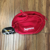 Supreme Waist Bag Dark Red F/W 20'