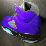 Air Jordan 5 Alternate Grape Sz 8
