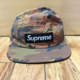Supreme Hat Reflective Camo Camp Cap F/W 18'