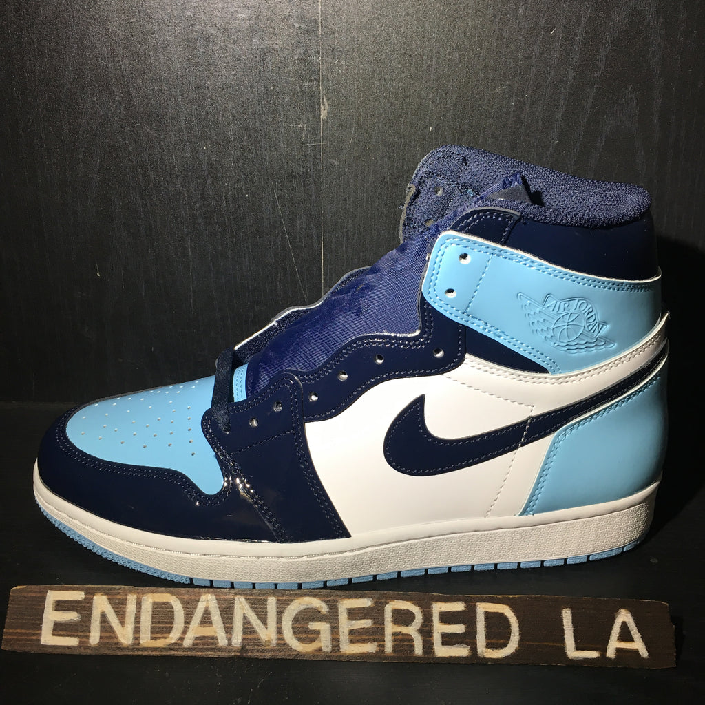 352a031b3bcd0 Air Jordan 1 Blue Chill Sz 7