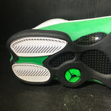 Air Jordan 13 Lucky Green Sz 13