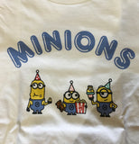 Uniqlo x Despicable Me Minion Tee White Sz XL
