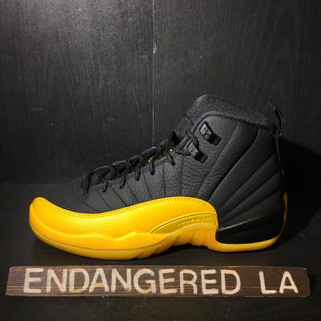 Air Jordan 12 University Gold Sz 6