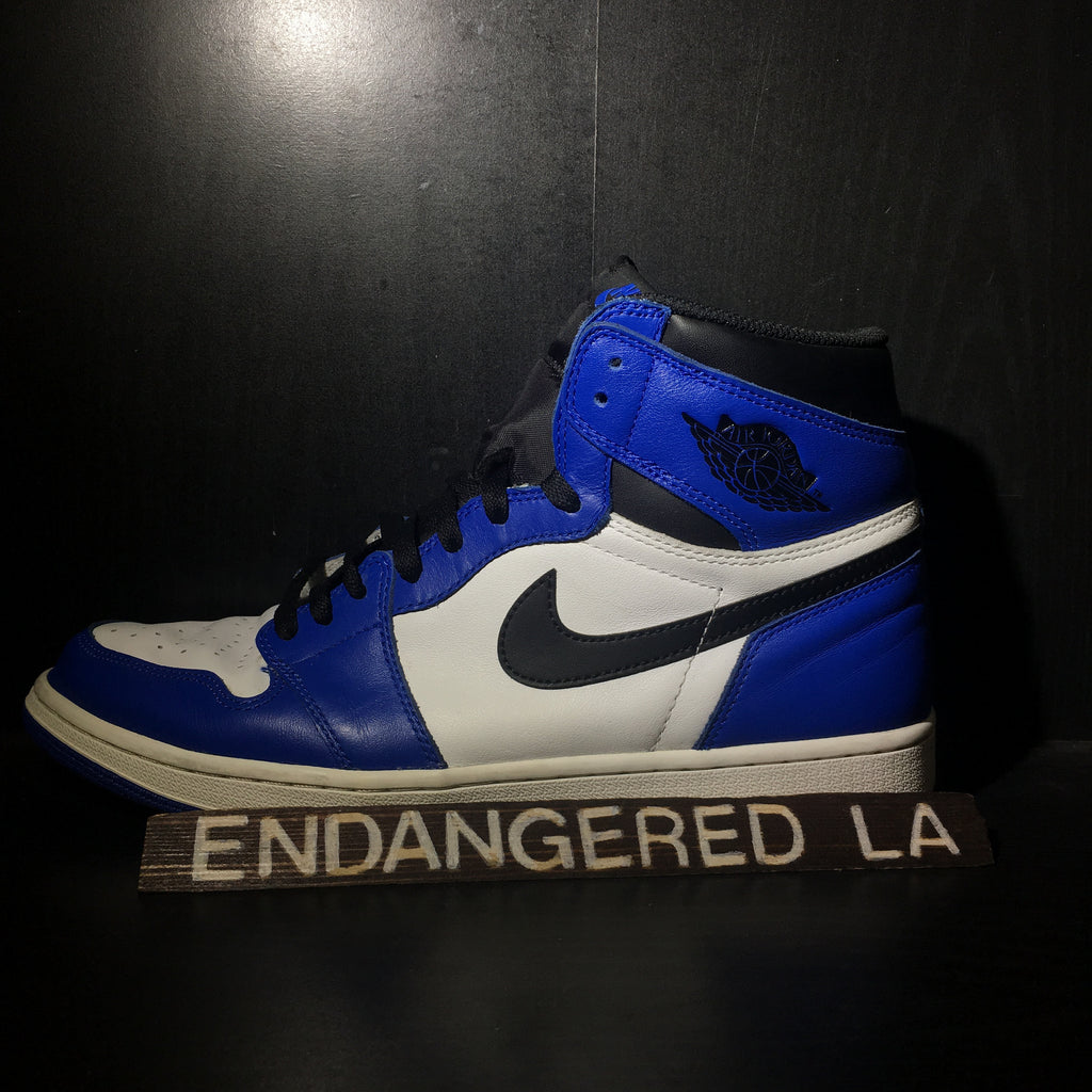 Air Jordan 1 Game Royal Sz 12