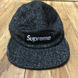 Supreme Hat Wool Camp Cap Tweed F/W 18'
