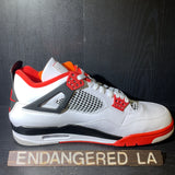 Air Jordan 4 Fire Red 20' Sz 9.5