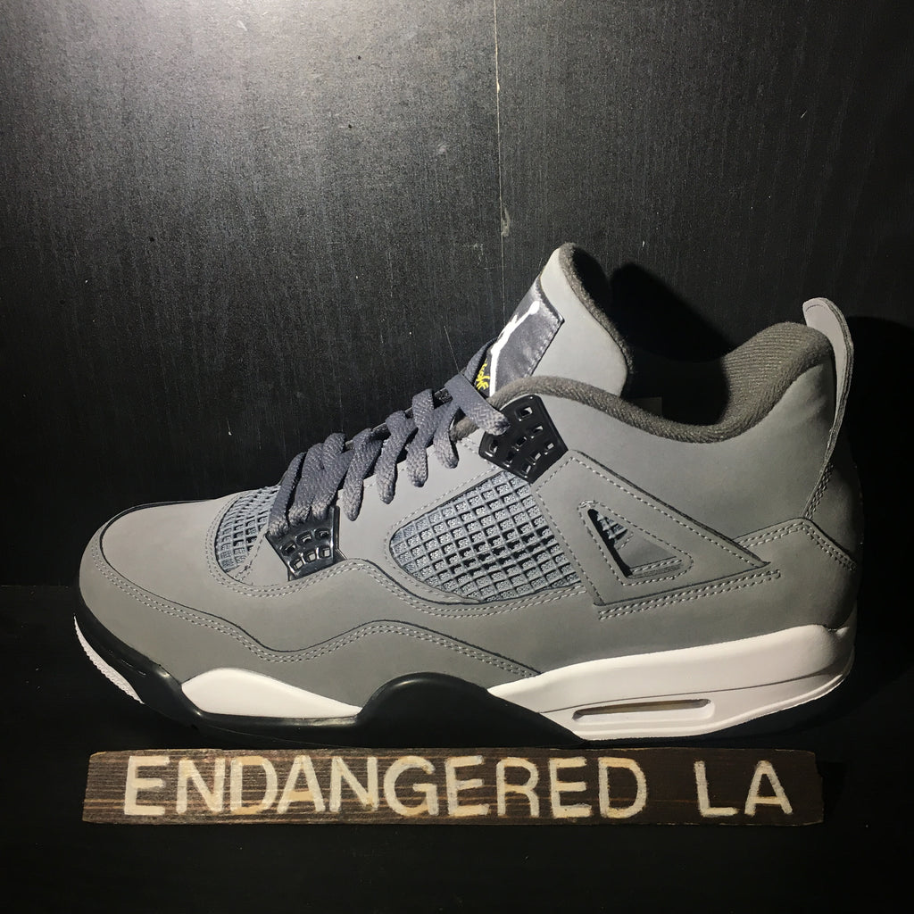 Air Jordan 4 Cool Grey 19' Sz 13