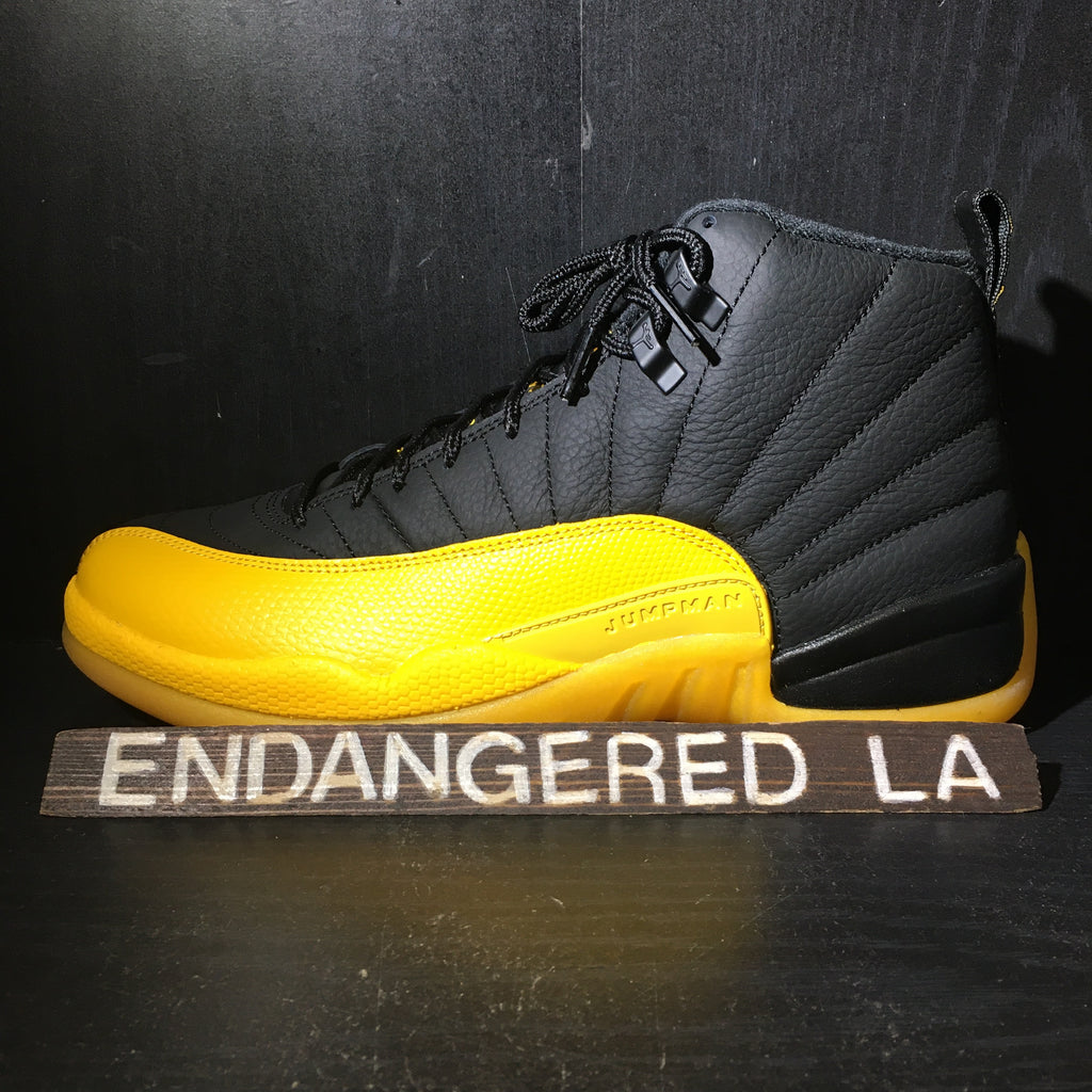 Air Jordan 12 University Gold Sz 9