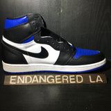 Air Jordan 1 Royal Toe Sz 9