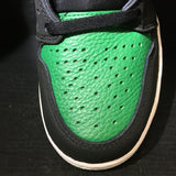 Air Jordan 1 Pine Green Black Sz 9.5