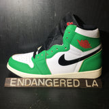 Air Jordan 1 Lucky Green Sz 8(M) / 9.5(W)