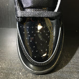 Air Jordan 1 Black Metallic Sz 4
