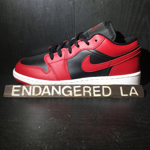 Air Jordan 1 Low Reverse Bred Sz 5.5