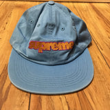 Supreme Hat Connect Logo 6-Panel F/W 18'