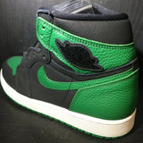 Air Jordan 1 Pine Green Black Sz 8.5