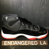 Air Jordan 11 Bred 19' Sz 14
