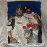 Supreme Raekwon Photo Tee White 05' Sz L