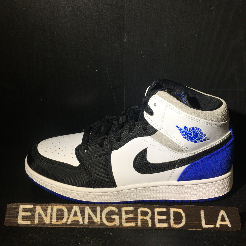 Air Jordan 1 Mid Union Royal Sz 5.5
