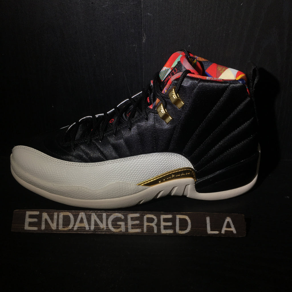 Air Jordan 12 CNY Sz 10.5